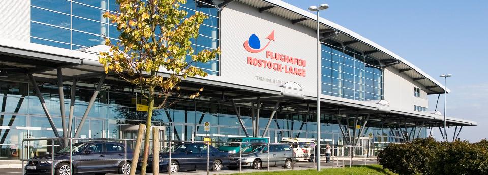 Flughafen Rostock Laage