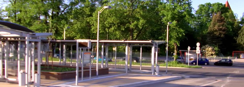 Zentraler Omnibus Bahnhof Greifswald